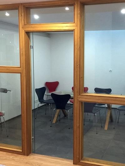 Salle de réunion Lab'Oaks